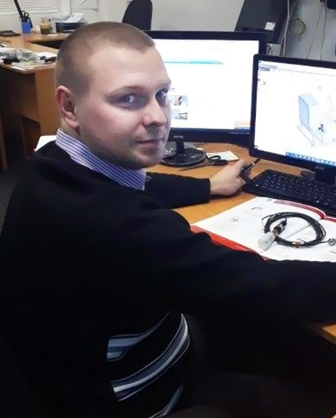 Каширец Александр Николаевич